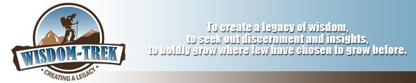 Wisdom-Trek Banner