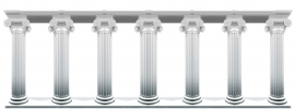 7 Columns of Wisdom's House