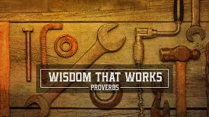 Day 120 – Proverbs - The Purpose