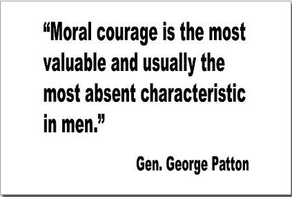 Example Essays On Courage