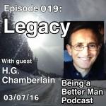 Being a Better Man Podcast Interview