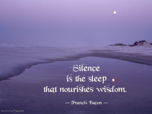 silence-is-the-sleep-that-nourishes-wisdom-francis-bacon