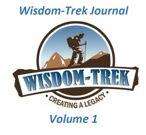 Wisdom-Trek Volume 1 Cover
