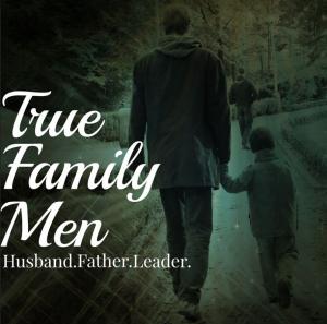 True Family Men Logo