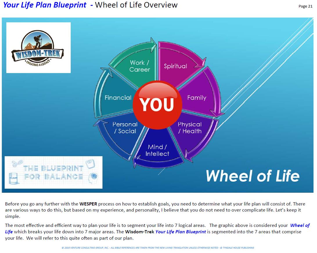 Day 348 – Your Life Plan Blueprint™ – The WESPER Framework ...