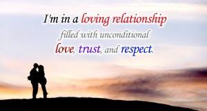 affirmation-love-relationship Relationships