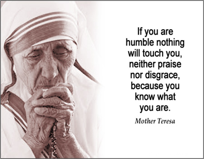 Rest Mother Teresa Quote Humility Jpg Wisdom Trek