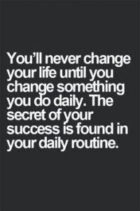 Confidence in self improvement