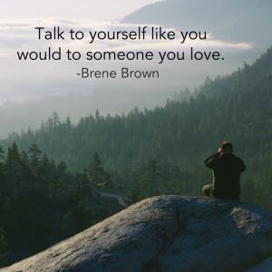 Confident talk