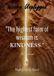 HFS Wisdom Kindness