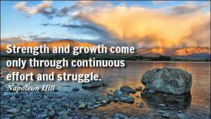 Choices of struggle
