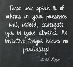 Don't be a Fool - Gossip