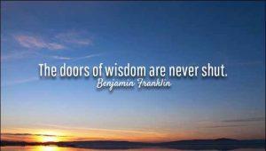 The Doors or Wisdom 3