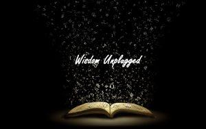 Wisdom Unplugged - Forgive