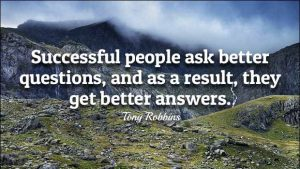 A Wise Person Asks Questions 4