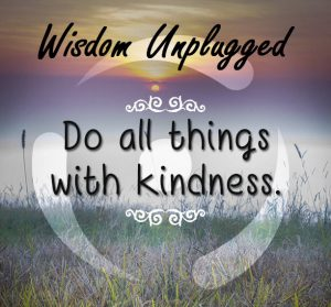 Be Great by Being Kind 1