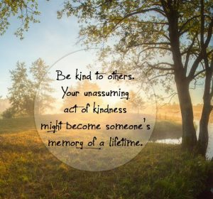 Be Great by Being Kind 2