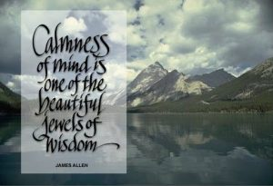 Calmness of Mind 1