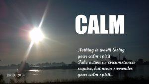 Calmness of Mind 2