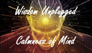 Calmness of Mind - Wisdom Unplugged