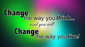 Changing the way you think 5