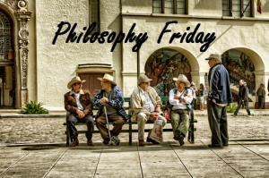 Let Life Touch You - Philosophy Friday