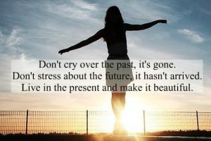 Live in the present 2