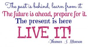Live in the present 5