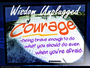The Virtue of Courage 1