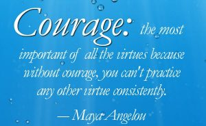 The Virtue of Courage 2