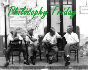 Two Minute Warning - Philosophy Friday