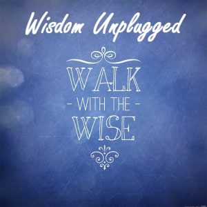 Walk with the wise 1