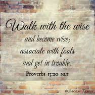 Walk with the wise 2