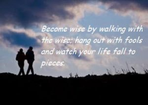 Walk with the wise 4