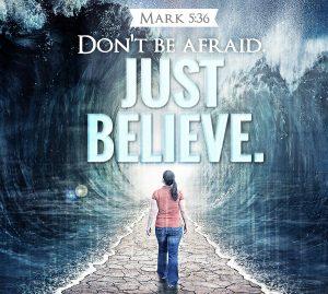 Don't be afraid 4