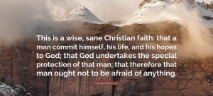 Don't Be Afraid 1