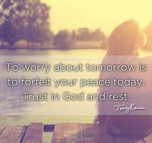 Don't Worry About Tomorrow 8