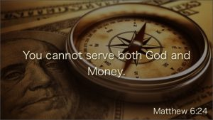 No One Can Serve Two Masters 4