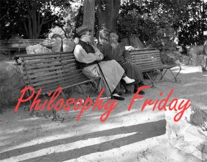 Philosophy Friday - LIfe is not a practice session