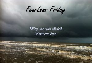 Why Are We Afraid 1