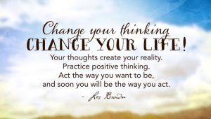 Change Your Thinking 3