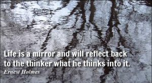 What You See Reflects Your Thinking 4