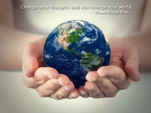 You and I Can Change Our World 1