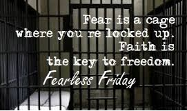 Fear is a Cage 1