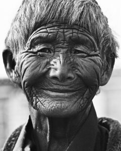 Old Age Causes Wrinkles Not Wisdom 1