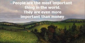 People Are More Important Than Things 2