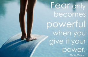 The Power To Overcome Fear 3