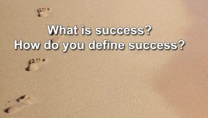 What is Success 1