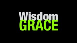 Wisdom Comes From Grace 4