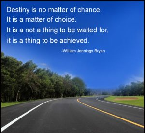 Your Decisions Determine Your Destiny 3